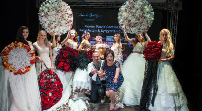 FLOWERS WORLD CENTRAL ASIA – KAZAKHSTAN & KYRGYZSTAN CUP 2017